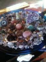 Steinketten (Unikate) Mineralien