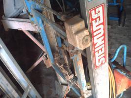 Foto 4 Steinweg Toplift (Schrägaufzug)13m mit verstellb.Plattform und Stütze