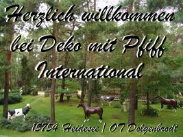 Foto 4 Stell Dir mal vor du hättest ne Deko Holstein - Friesian Deko Kuh im Garten stehen ….