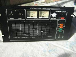 Stereo Mixing Panel