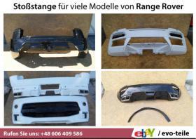Stoßstange für Range Rover viele Modelle -- hintere & vorne