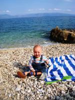 Kinderfreundlicher Strand