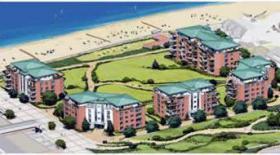 Strandpalais Ferienwohnung in Cuxhaven Duhnen