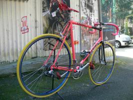 Foto 4 Straßenrennrad von BIANCHI , 18 Gang - Kette von SHIMANO - EXAGE