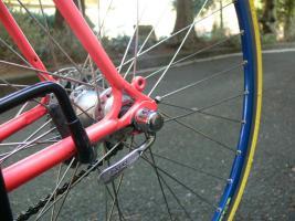 Foto 24 Straßenrennrad von BIANCHI , 18 Gang - Kette von SHIMANO - EXAGE
