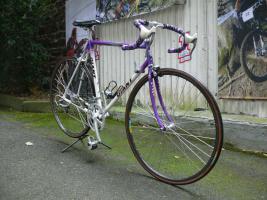 Foto 3 Straßenrennrad von GIANT , 14 Gang - Kette von SHIMANO - EXAGE