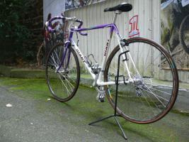 Foto 6 Straßenrennrad von GIANT , 14 Gang - Kette von SHIMANO - EXAGE