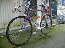 Foto 7 Straßenrennrad von GIANT , 14 Gang - Kette von SHIMANO - EXAGE