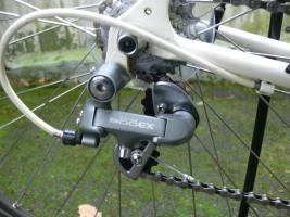 Foto 10 Straßenrennrad von GIANT , 14 Gang - Kette von SHIMANO - EXAGE