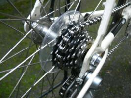 Foto 11 Straßenrennrad von GIANT , 14 Gang - Kette von SHIMANO - EXAGE