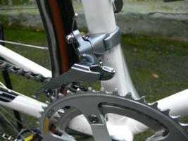 Foto 12 Straßenrennrad von GIANT , 14 Gang - Kette von SHIMANO - EXAGE