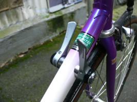 Foto 14 Straßenrennrad von GIANT , 14 Gang - Kette von SHIMANO - EXAGE