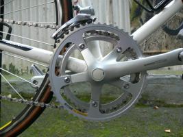 Foto 21 Straßenrennrad von GIANT , 14 Gang - Kette von SHIMANO - EXAGE