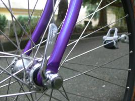Foto 22 Straßenrennrad von GIANT , 14 Gang - Kette von SHIMANO - EXAGE