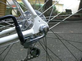 Foto 23 Straßenrennrad von GIANT , 14 Gang - Kette von SHIMANO - EXAGE