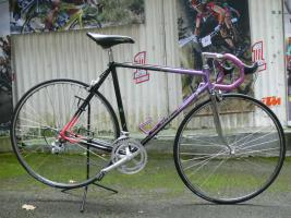 Straßenrennrad von KTM , 14 Gang - Kette von SHIMANO - 105