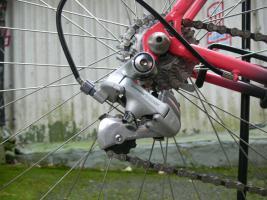 Foto 10 Straßenrennrad von KTM , 14 Gang - Kette von SHIMANO - 105