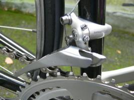 Foto 12 Straßenrennrad von KTM , 14 Gang - Kette von SHIMANO - 105