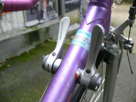 Foto 14 Straßenrennrad von KTM , 14 Gang - Kette von SHIMANO - 105
