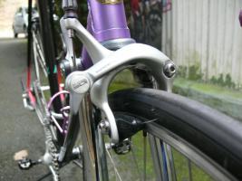 Foto 17 Straßenrennrad von KTM , 14 Gang - Kette von SHIMANO - 105