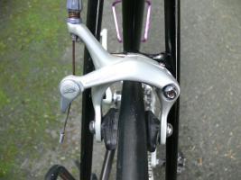 Foto 18 Straßenrennrad von KTM , 14 Gang - Kette von SHIMANO - 105