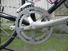 Foto 20 Straßenrennrad von KTM , 14 Gang - Kette von SHIMANO - 105