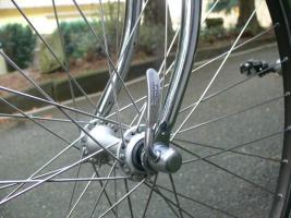 Foto 22 Straßenrennrad von KTM , 14 Gang - Kette von SHIMANO - 105