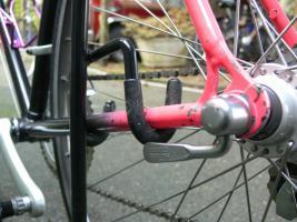 Foto 23 Straßenrennrad von KTM , 14 Gang - Kette von SHIMANO - 105