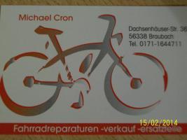 Foto 24 Straßenrennrad von KTM , 14 Gang - Kette von SHIMANO - 105