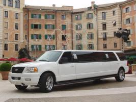 Stretchlimousine mieten Limousinenservice Chauffeurservice Hochzeitsauto