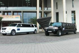 Foto 4 Stretchlimousine mieten Limousinenservice Chauffeurservice Hochzeitsauto