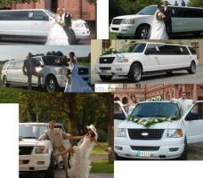 Foto 7 Stretchlimousine mieten Limousinenservice Chauffeurservice Hochzeitsauto