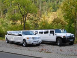 Foto 9 Stretchlimousine mieten Limousinenservice Chauffeurservice Hochzeitsauto