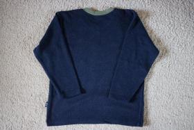 Foto 3 #Strickshirt, Gr. 128, #NEU, #Bondi, #dunkelblau-oliv