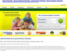 Strom Chemnitz - Strom Vergleich Chemnitz - Strom Preise Chemnitz - Strom Anbieter Chemnitz