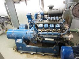 Foto 2 Stromerzeuger, Notstromaggregate, BHKW, Motoren -gebraucht-