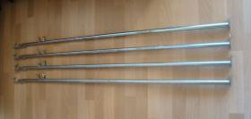 Foto 4 Sturmstangen für Schirm, Marktschirm, Marktst