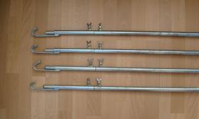 Foto 5 Sturmstangen für Schirm, Marktschirm, Marktst