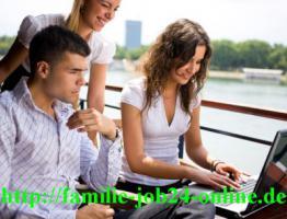 Suche 5 Mitarbeiter für Onlinenebenjob