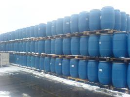 200 L Spannringfässer aus Kunststoff