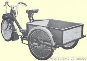 Suche ein Triporteur Dreirad