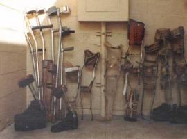 Foto 2 Suche alte Orthesen, Prothesen und Schienen