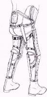 Foto 5 Suche alte Orthesen, Prothesen und Schienen