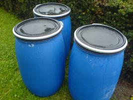 120 L Spannringfässer gebraucht