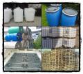 Suche gebrauchte Big Bags, Spannringfässer, IBC-Tanks, Paletten in den verschiedensten Größen!!!