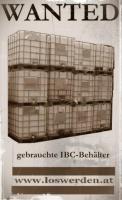 Gebrauchte IBC Behälter