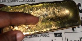 Sucht Käufer für Roh-Gold 22K +