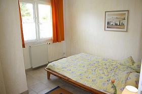 Das 3. Schlafzimmer (EG)