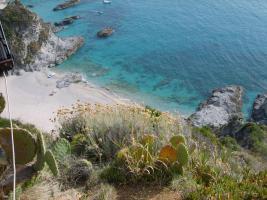 Foto 7 Sued Italien Kalabrien Ferienwohnung in kleine Villa zu vermieten