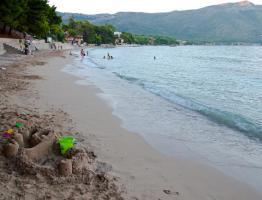 Foto 12 Süddalmatien OREBIC Sandstrand Ferienwohnung